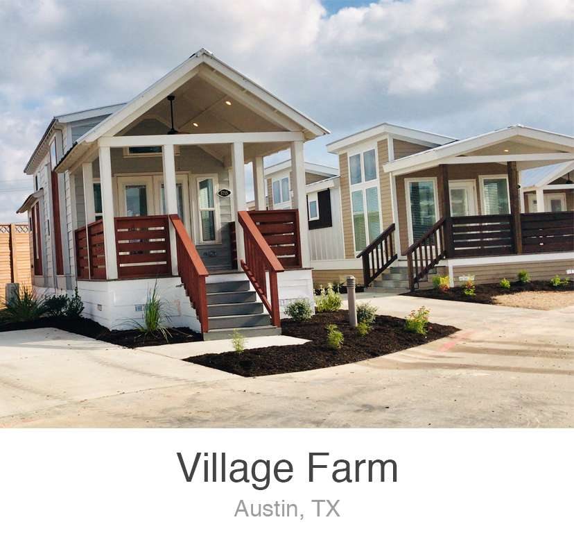 Village-Farm